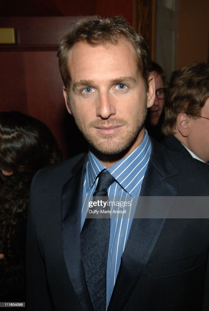 Josh Lucas during 4th Annual Lucie Awards at American Airlines Theatre in New York City, New York, United States.