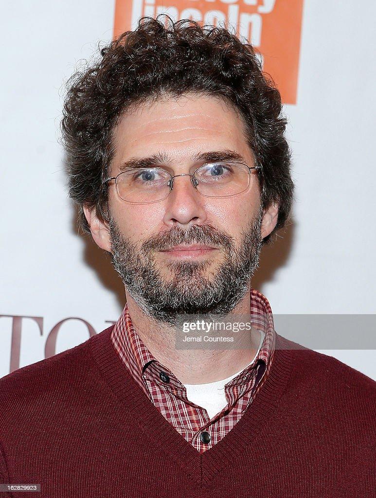 Josh Marston attends the 'Stoker' New York Screening at The Film Society of Lincoln Center Walter Reade Theatre on February 27 2013 in New York City