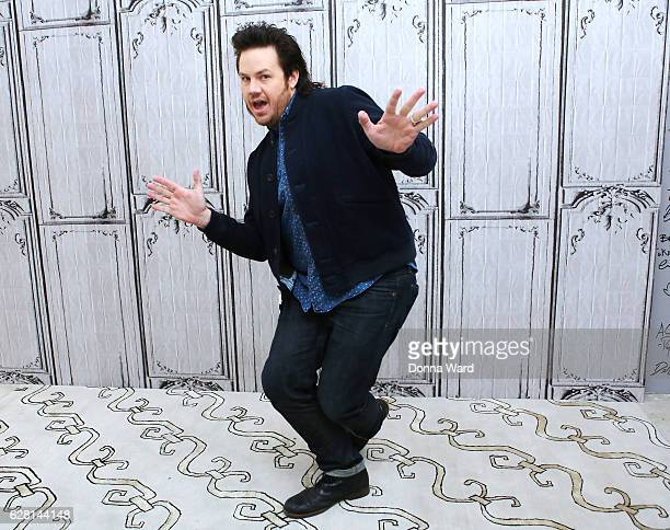 Josh McDermitt appears to promote 'The Walking Dead' during the BUILD Series at AOL HQ on December 6 2016 in New York City
