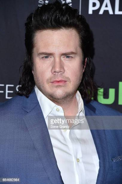 Josh McDermitt arrives at the The Paley Center For Media's 34th Annual PaleyFest Los Angeles Opening Night Presentation 'The Walking Dead' at Dolby...