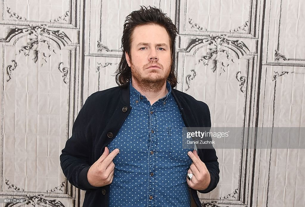 josh mcdermitt talking dead