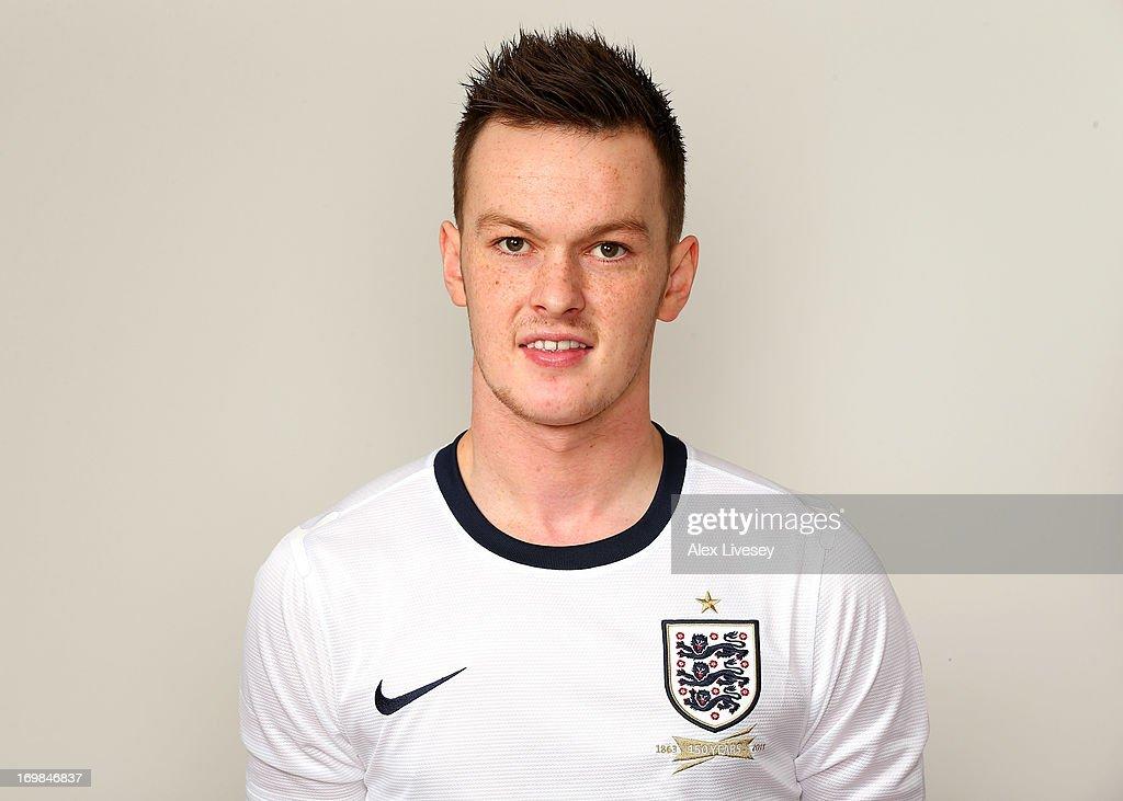England Under 21's UEFA Media Session