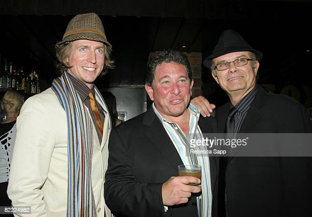 Josh Meyers Don Stark and Kurtwood Smith