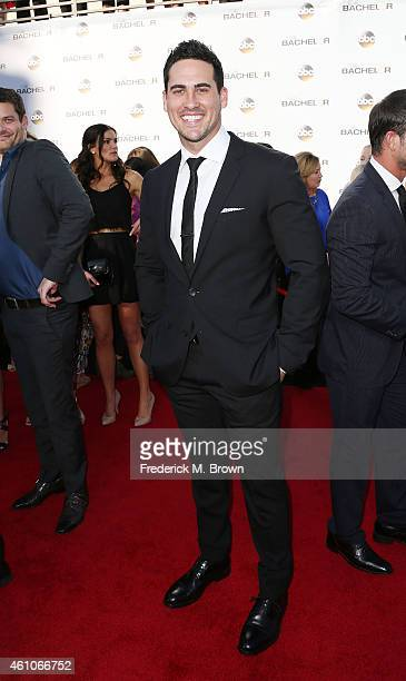 Josh Murray attends the Premiere of ABC's 'The Bachelor' Season 19 at the Line 204 East Stages on January 5 2015 in Hollywood California