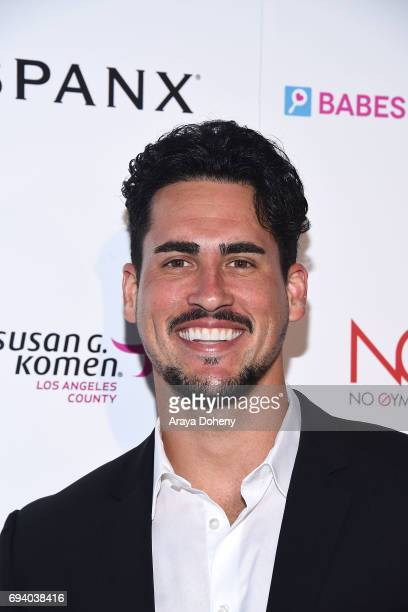 Josh Murray attends the Susan G Komen LA presents 'Babes For Boobs' Live Bachelor Auction at El Rey Theatre on June 8 2017 in Los Angeles California