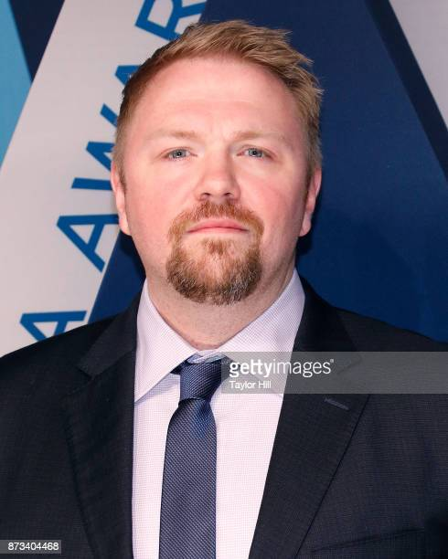 Josh Osborne attends the 51st annual CMA Awards at the Bridgestone Arena on November 8 2017 in Nashville Tennessee