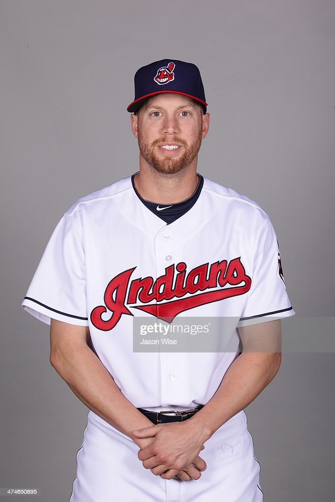 <a gi-track='captionPersonalityLinkClicked' href=/galleries/search?phrase=Josh+Outman&family=editorial&specificpeople=4900182 ng-click='$event.stopPropagation()'>Josh Outman</a> #88 of the Cleveland Indians poses during Photo Day on Monday, February 24, 2014 at Goodyear Ballpark in Goodyear, Arizona.