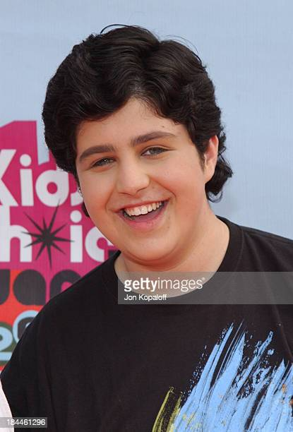 Josh Peck during Nickelodeon's 17th Annual Kids' Choice Awards Arrivals at Pauley Pavillion in Westwood California United States