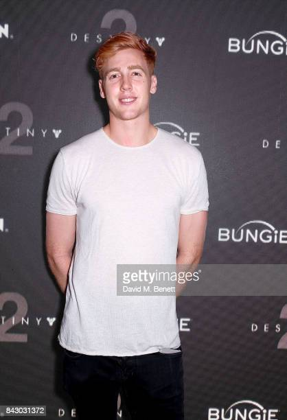Josh Pieters attends the Destiny 2 launch event on PlayStation 4 Available from Wednesday 6th September 2017 #Destiny2 at Mondrian Hotel on September...