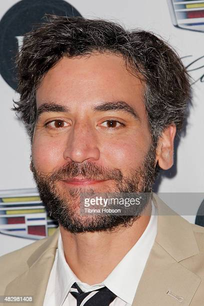 Josh Radnor attends the 2nd annual Ivy Innovator Film Awards hosted by Cadillac at Smogshoppe on August 4 2015 in Los Angeles California