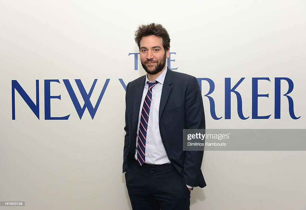 <a gi-track='captionPersonalityLinkClicked' href=/galleries/search?phrase=Josh+Radnor&family=editorial&specificpeople=599413 ng-click='$event.stopPropagation()'>Josh Radnor</a> attends The New Yorker's David Remnick Hosts White House Correspondents' Dinner Weekend Pre-Party at W Hotel Rooftop on April 26, 2013 in Washington, DC.