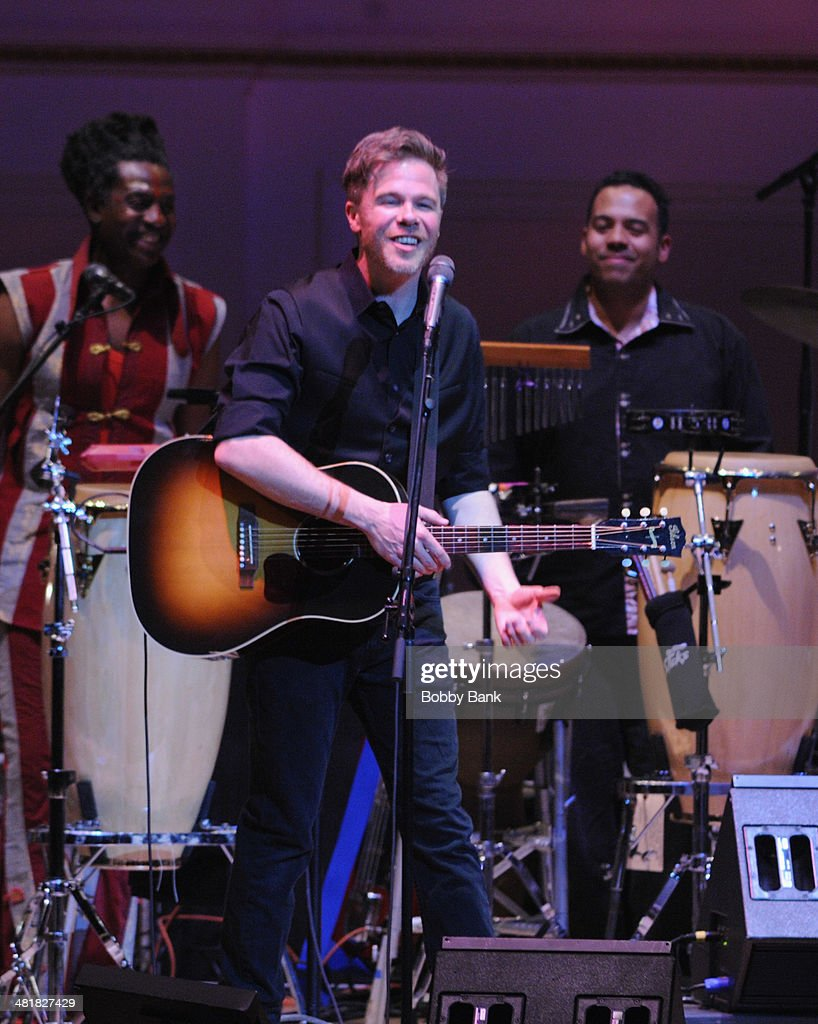 <a gi-track='captionPersonalityLinkClicked' href=/galleries/search?phrase=Josh+Ritter&family=editorial&specificpeople=653123 ng-click='$event.stopPropagation()'>Josh Ritter</a> attends The Music of Paul Simon at Carnegie Hall on March 31, 2014 in New York City.