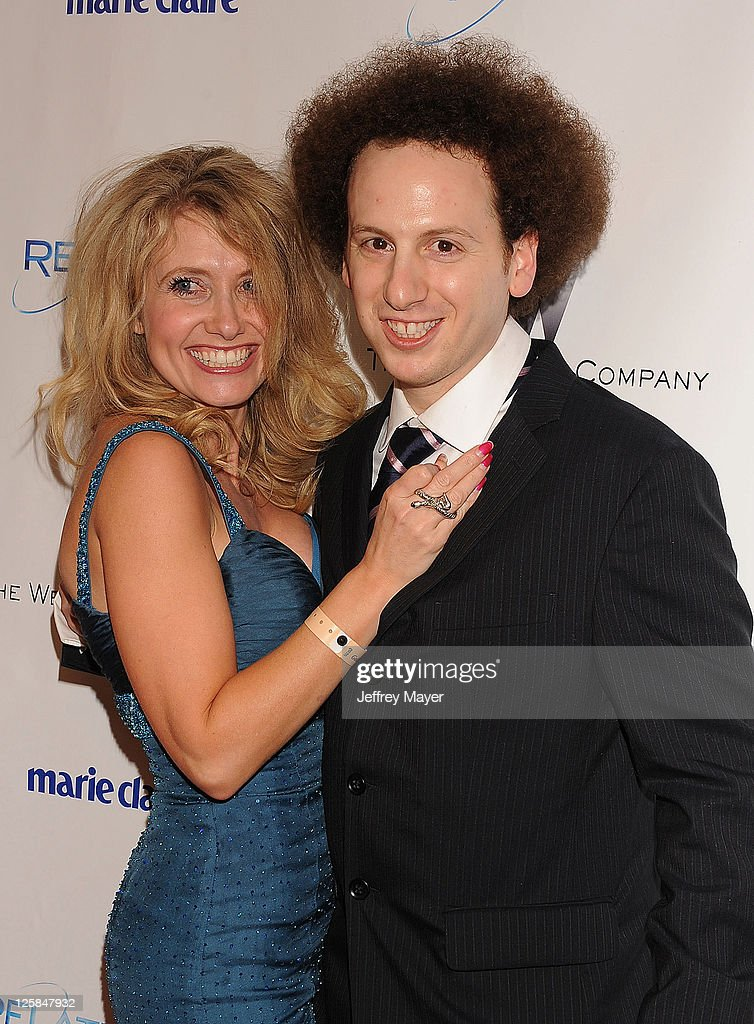Josh Sussman arrives at The Weinstein Company and Relativity Media's 2011 Golden Globe After Party presented by Marie Claire held at Bar 210 at The...