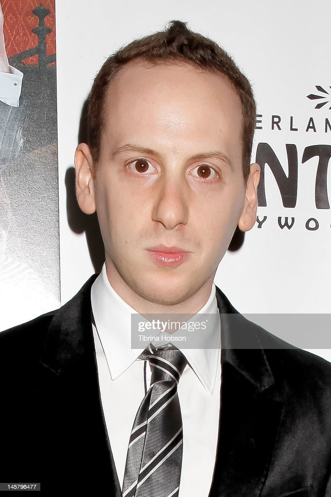 Josh Sussman attends 'The Addams Family' opening night premiere at the Pantages Theatre on June 5 2012 in Hollywood California