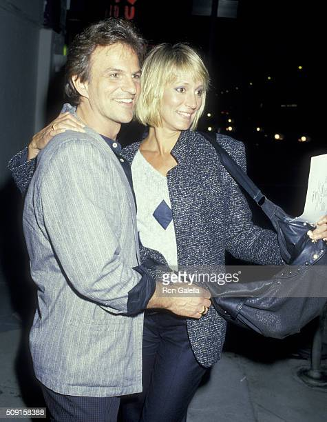 Josh Taylor and Sandahl Bergman sighted on March 28 1986 at the Shephard Theater in Los Angeles California