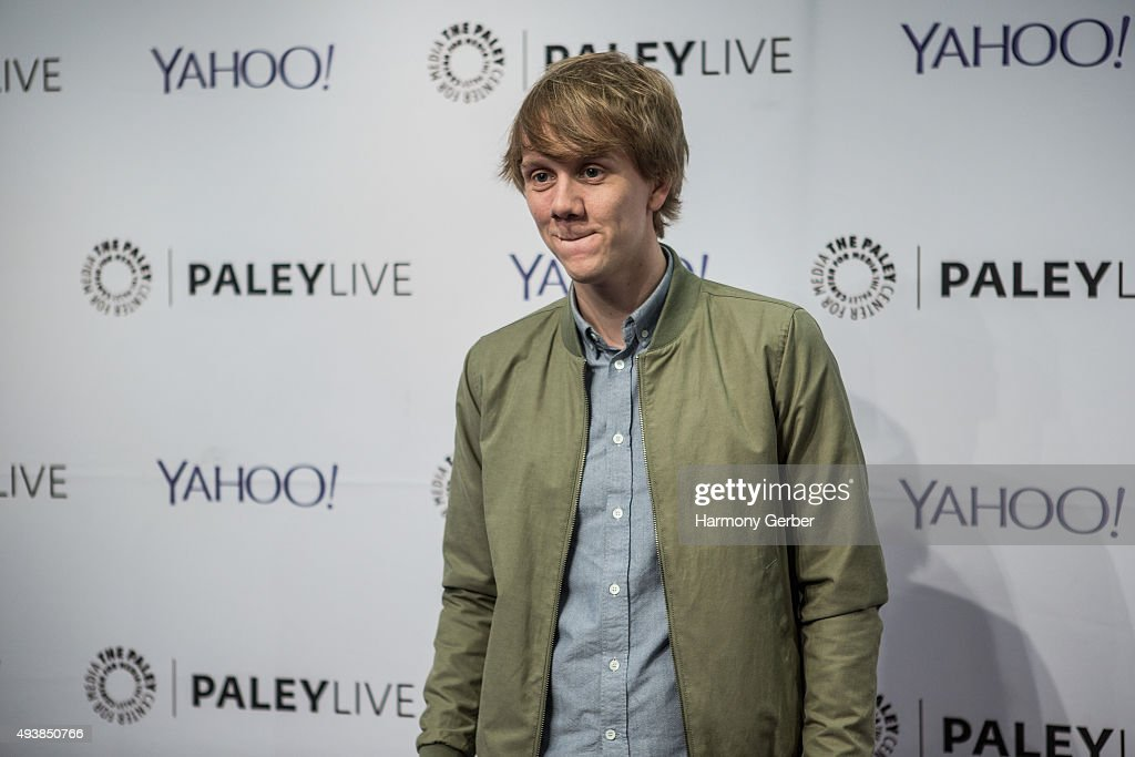 Josh Thomas attends the Paley Center for Media on October 22, 2015 in Beverly Hills, California.
