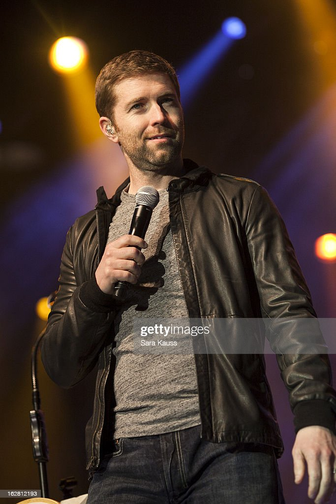 <a gi-track='captionPersonalityLinkClicked' href=/galleries/search?phrase=Josh+Turner&family=editorial&specificpeople=571975 ng-click='$event.stopPropagation()'>Josh Turner</a> performs onstage during CRS 2013 on February 27, 2013 at the Grand Ole Opry in Nashville, Tennessee.