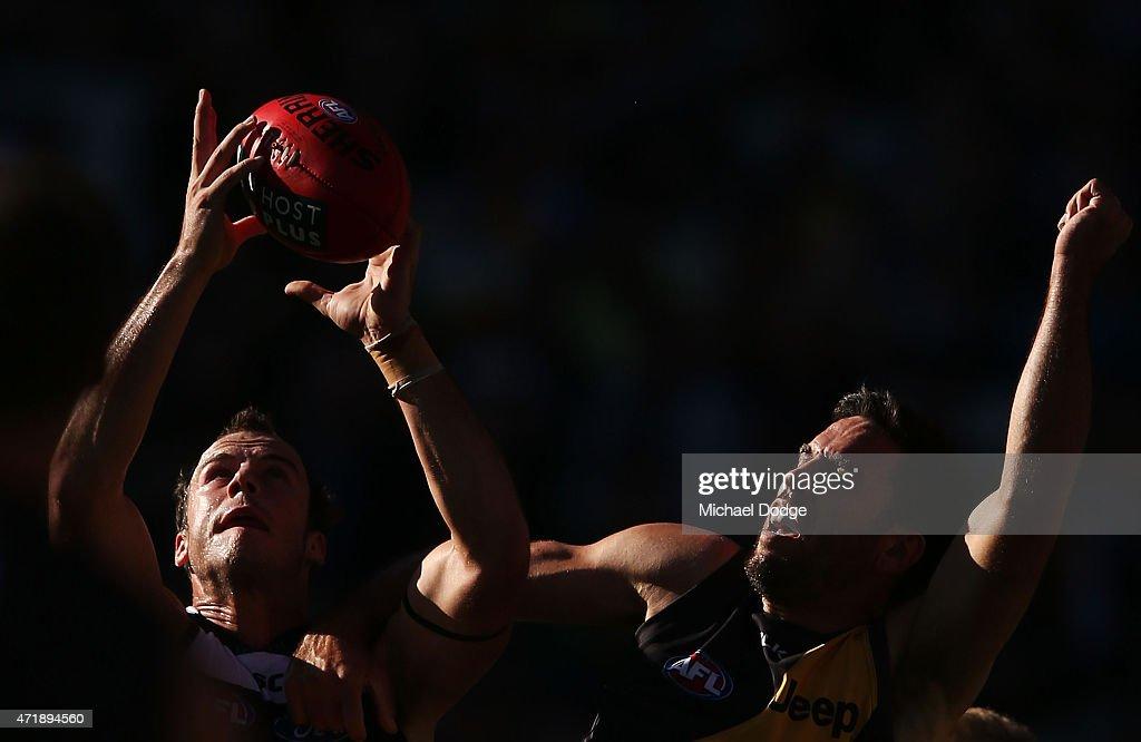 AFL Rd 5 - Richmond v Geelong