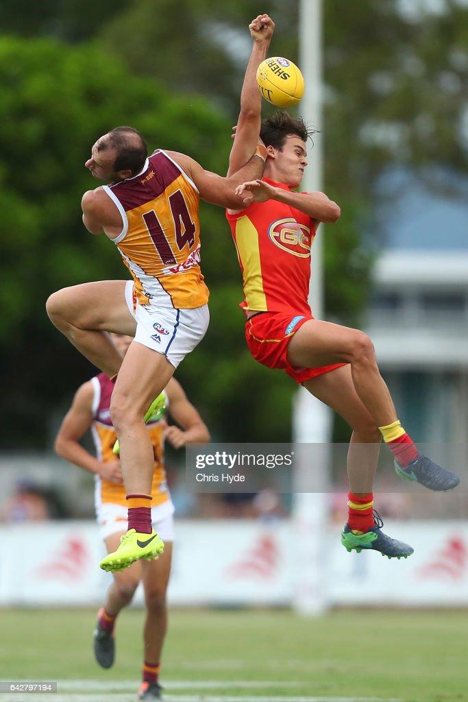 Gold Coast v Brisbane - 2017 JLT Community Series
