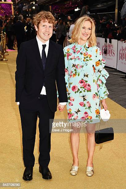 Josh Widdicombe attends the World Premiere of 'Absolutely Fabulous The Movie' at Odeon Leicester Square on June 29 2016 in London England