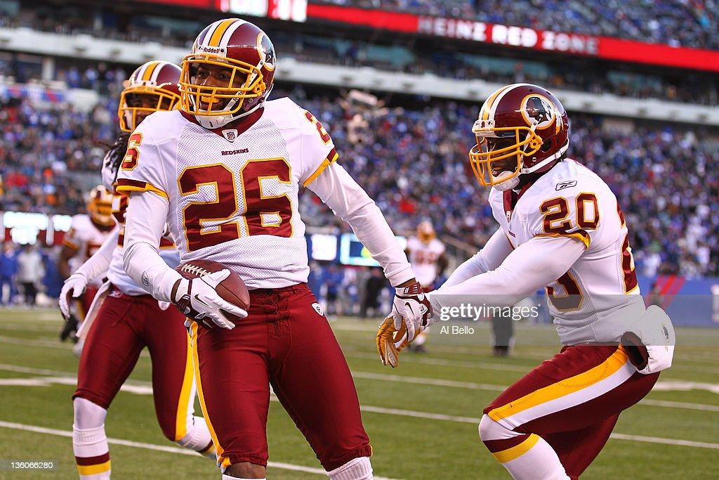 Washington Redskins Darrel Young GAME Jerseys