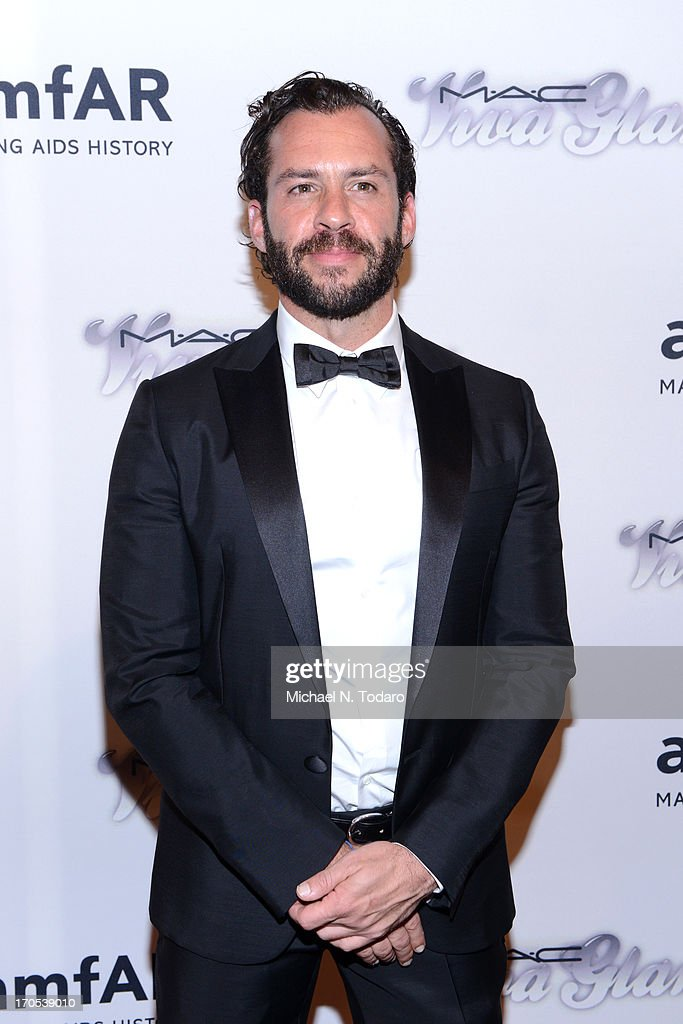 Josh Wood attends the 4th Annual amfAR Inspiration Gala New York at The Plaza Hotel on June 13, 2013 in New York City.