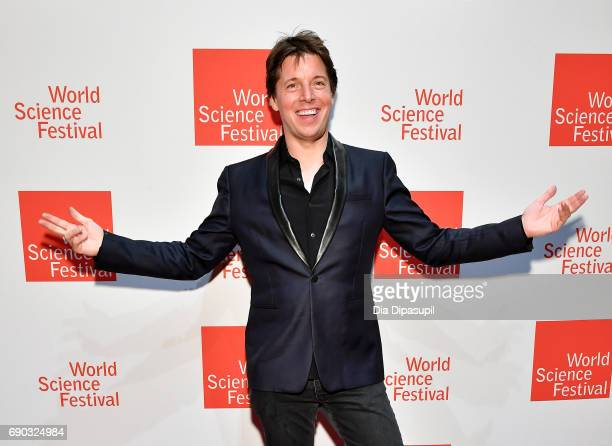 Joshua Bell attends the World Science Festival 2017 Gala at Jazz at Lincoln Center on May 30 2017 in New York City