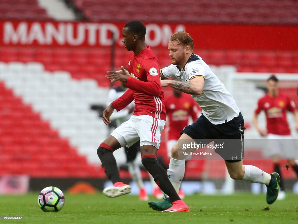 Manchester United v Tottenham Hotspur: Premier League 2 : News Photo