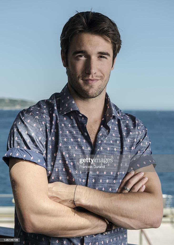 <a gi-track='captionPersonalityLinkClicked' href=/galleries/search?phrase=Joshua+Bowman+-+Actor&family=editorial&specificpeople=7721637 ng-click='$event.stopPropagation()'>Joshua Bowman</a> poses for a portrait session during the 52nd Monte Carlo TV Festival on June 12, 2012 in Monaco, Monaco.