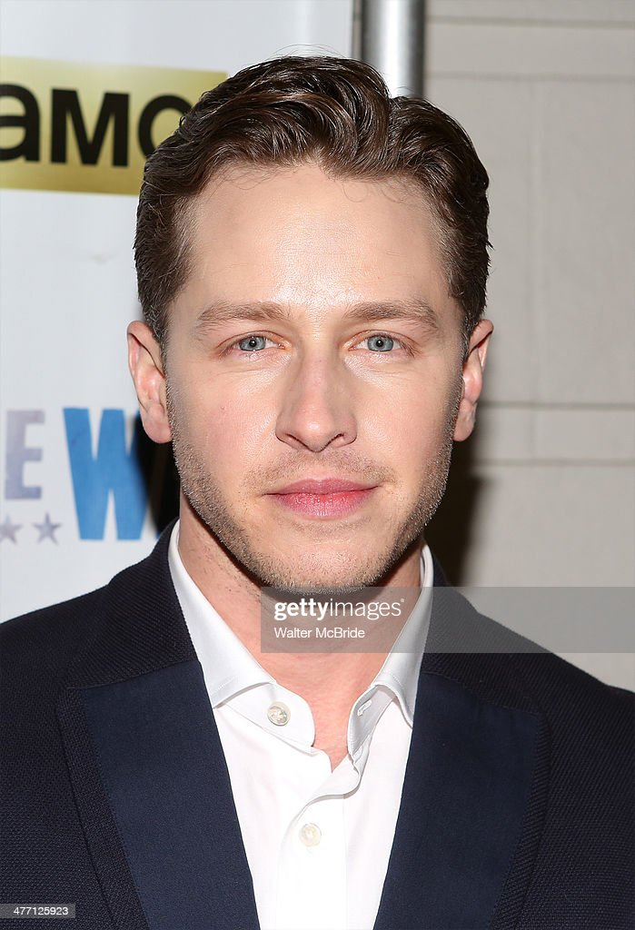 <a gi-track='captionPersonalityLinkClicked' href=/galleries/search?phrase=Joshua+Dallas&family=editorial&specificpeople=7046387 ng-click='$event.stopPropagation()'>Joshua Dallas</a> attends 'All The Way' opening night at Neil Simon Theatre on March 6, 2014 in New York City.