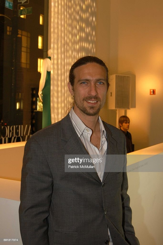 Joshua Dorsey attends Calvin Klein hosts a party to celebrate Bryan Adams' new photo book 'American Women' to benefit The Society of Memorial...