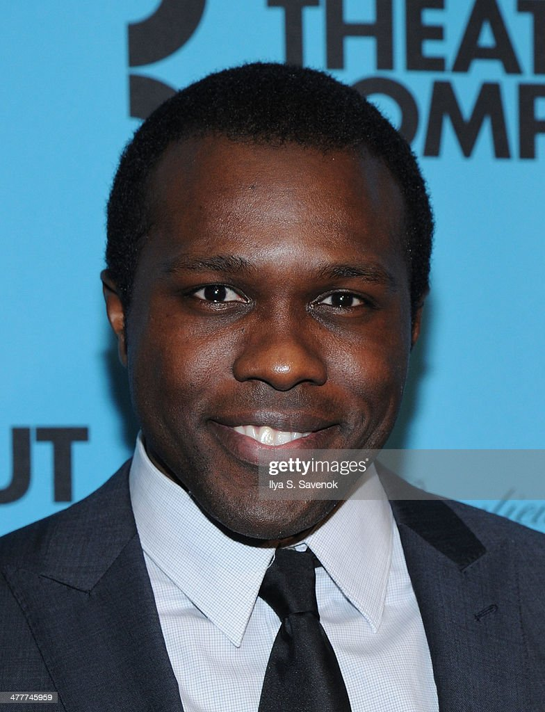 Joshua Henry attends Roundabout Theatre Company's 2014 Spring Gala at Hammerstein Ballroom on March 10, 2014 in New York City.