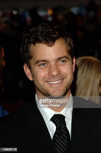 Joshua Jackson during 31st Annual Toronto International Film Festival 'Bobby' Premiere Arrivals at Roy Thompson in Toronto Canada