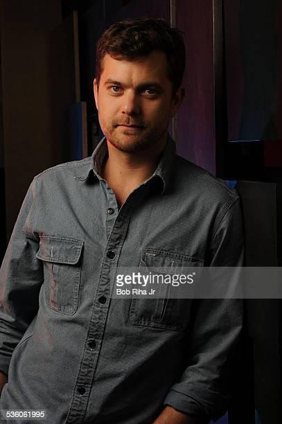 Joshua Jackson from Fox's TV program 'Fringe' on April 21 2011 in Los Angeles California