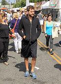 Celebrity Sightings In Los Angeles - August 20, 2017