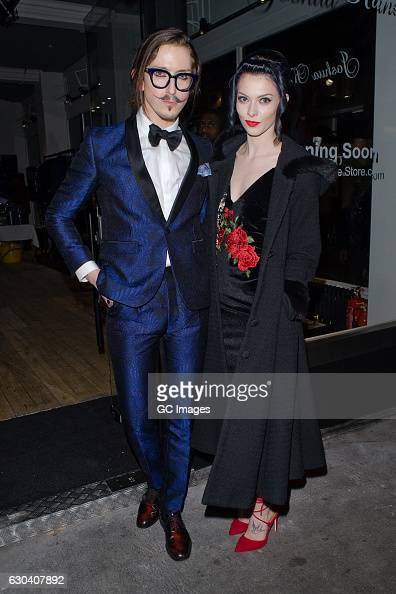 Joshua Kane attends the Joshua Kane flagship store opening party on December 21 2016 in London England