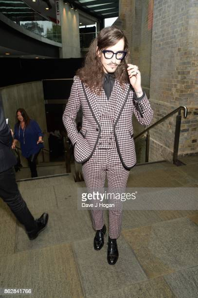 Joshua Kane attends The Q Awards 2017 in association with Absolute Radio at The Roundhouse on October 18 2017 in London England