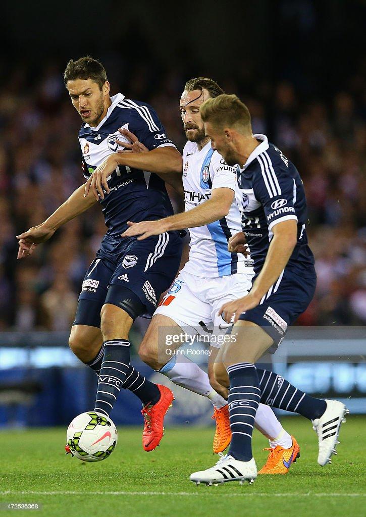 A-League Semi Final - Melbourne Victory v Melbourne City