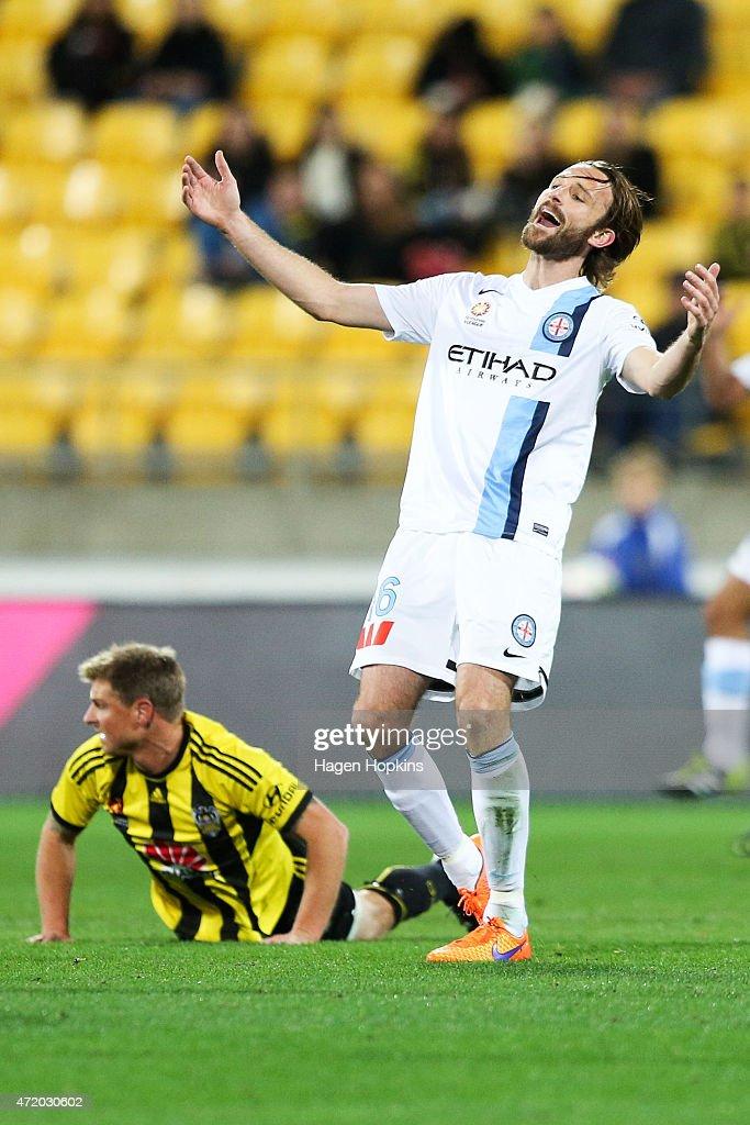 A-League Elimination Final - Wellington v Melbourne City