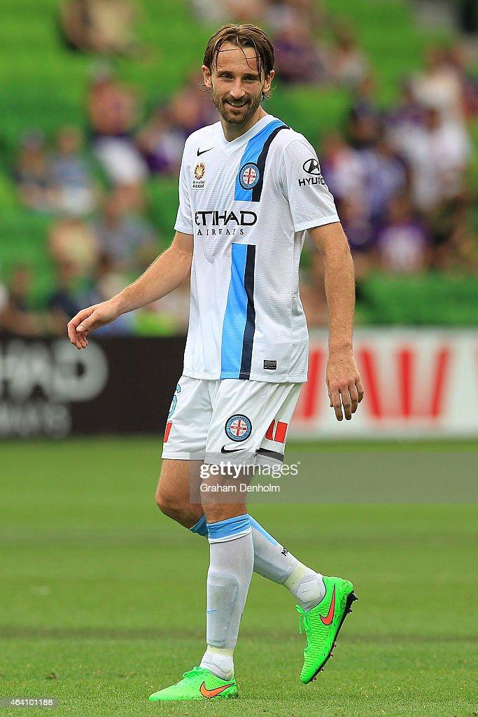A-League Rd 18 - Melbourne v Perth