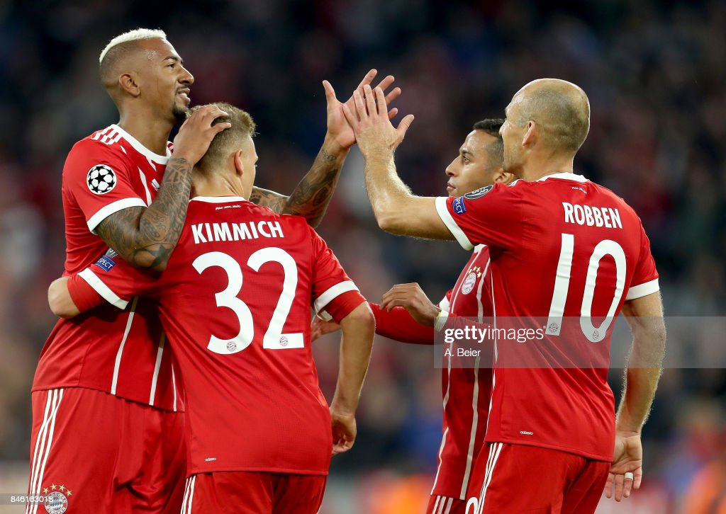 Bayern Muenchen v RSC Anderlecht - UEFA Champions League : News Photo
