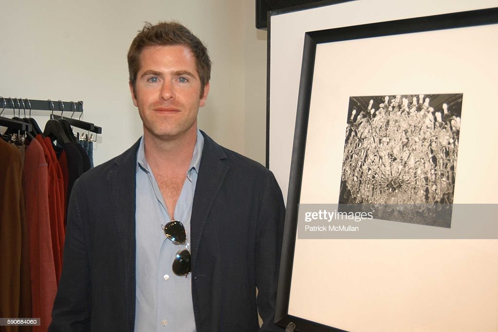 Joshua Klein attends John Varvatos' 3rd Annual Stuart House Charity Benefit at John Varvatos Boutique on March 5 2005 in West Hollywood California