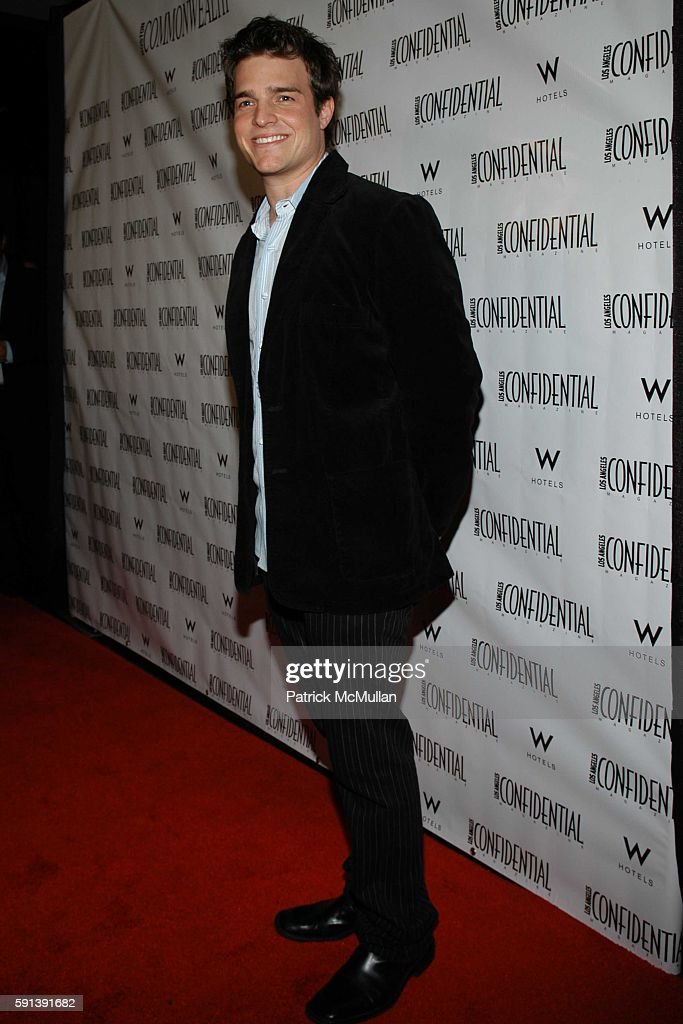 Joshua LeBar attends Los Angeles Confidential Magazine Pre Oscar Bash Celebrates Cover Boy Jamie Foxx sponsored by Godiva at the W Hotel Los...