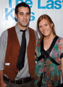 Joshua Radin and Schuyler Fisk during 'The Last Kiss' Listening Party at Privilege in Hollywood California United States