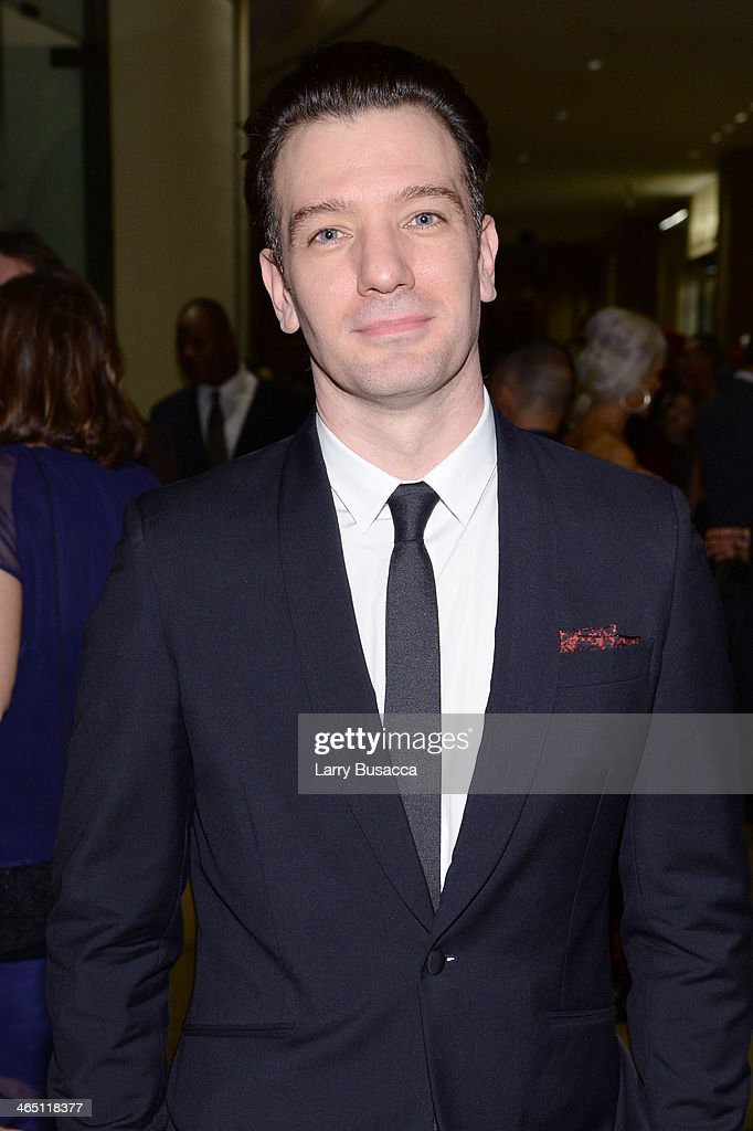Joshua Scott 'JC' Chasez attends the 56th annual GRAMMY Awards Pre-GRAMMY Gala and Salute to Industry Icons honoring Lucian Grainge at The Beverly Hilton on January 25, 2014 in Beverly Hills, California.