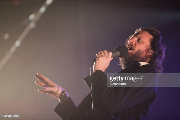 Joshua Tillman perform at Electric Picnic Festival at Stradbally Hall Estate on September 3 2017 in Laois Ireland