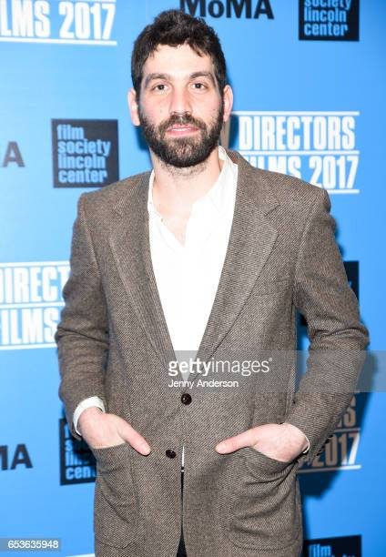 Joshua Z Weinstein attends New Directors/New Films 2017 opening night at The Museum of Modern Art on March 15 2017 in New York City