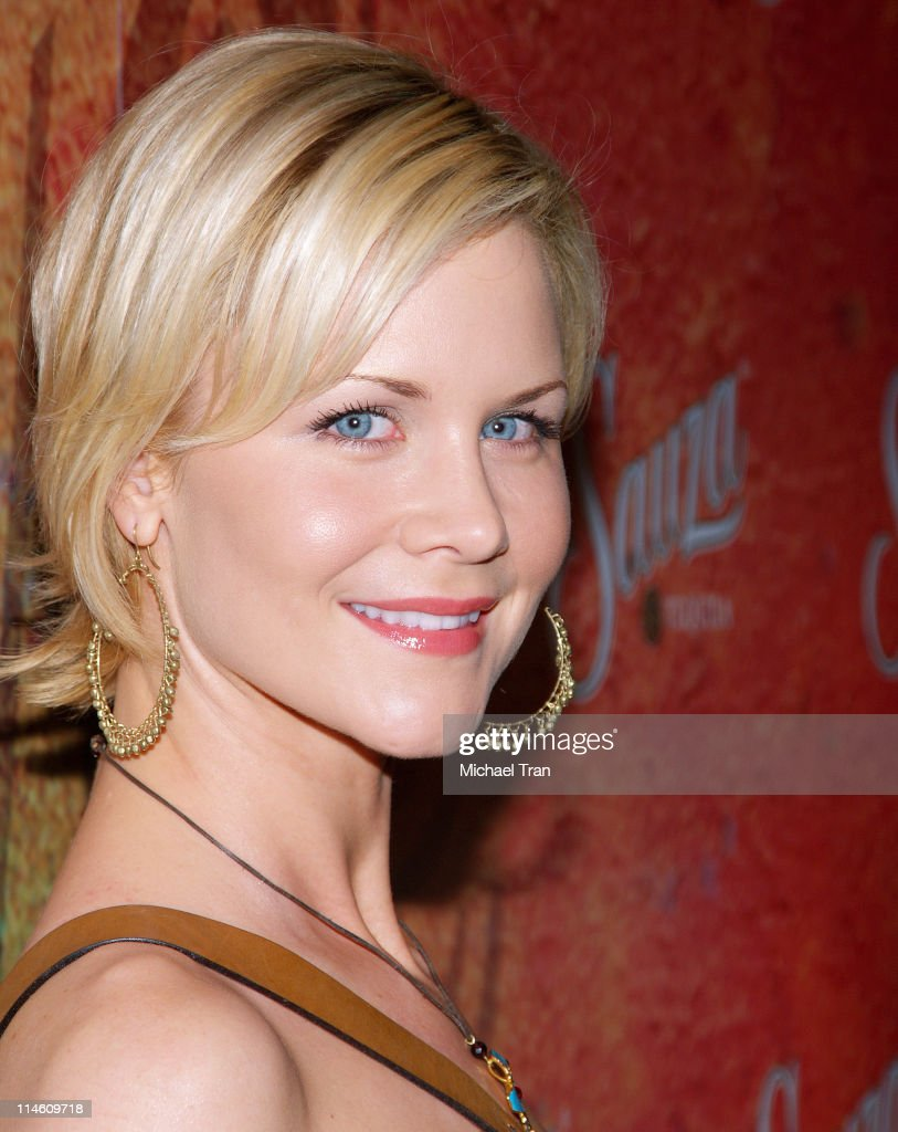 Josie Davis during Sauza Tequila's 2006 Cinco de Mayo Party Hosted by Jeremy Piven - Arrivals at Velvet Margarita in Hollywood, Califonia, United States.
