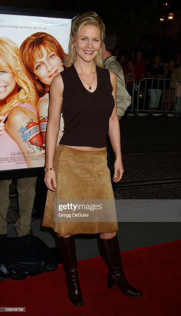 """""""The Banger Sisters"""" Premiere - Los Angeles"""