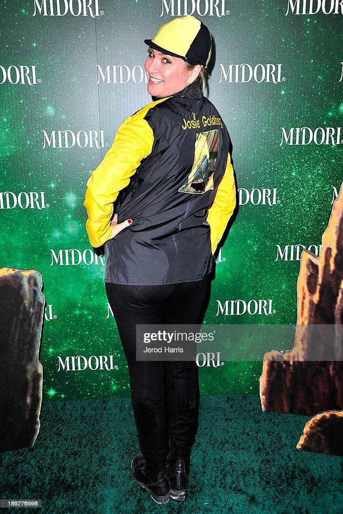 3rd Annual Midori Green Halloween - Arrivals